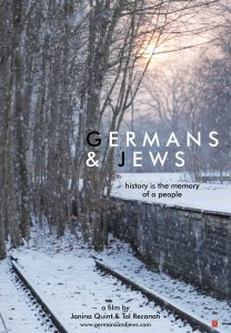 Germans & Jew Poster