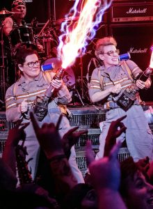 Ghostbusters image top